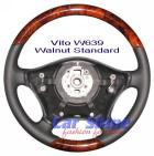 Mercedes - Vito Accessories - Walnut Standard Steering Wheel