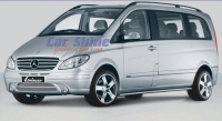 Mercedes - Vito New Styling - Lorinser Front Left Body Styling
