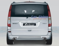 Mercedes - Vito New Styling - Lorinser Rear Body Styling