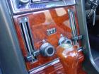 Mercedes - W107 Accessories - Wood Interior Kit 6