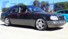 Mercedes - W124 - Lowered on Eibach Springs 2