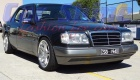 Mercedes - W124 - Lowered on Eibach Springs 4