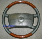 Mercedes - W126 - Early Model Steering Wheel