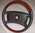 Mercedes - W126 - Early Model Steering Wheel 2