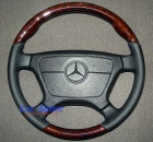 Mercedes - W126 - Late Model Steering Wheel
