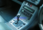 Mercedes - W140 - Carbon fibre Center Console Titanium