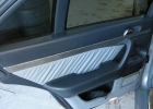 Mercedes - W140 - Carbon fibre Rear Door Insert Titanium
