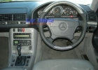 Mercedes - W140 - Carbon fibre Steering Wheel Titanium