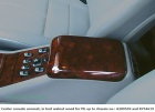 Mercedes - W163 - Walnut Console Shift Cover 1633005