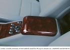 Mercedes - W163 - Walnut Console Shift Cover 1633005
