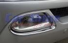 Mercedes - W163 Accessories - Chrome Fog Light Frames