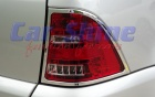 Mercedes - W163 Accessories - Chrome Taillight Frames