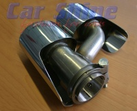 Mercedes - W164 - AMG Chrome Exhaust Tips Genuine 3