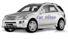 Mercedes - W164 Styling - Lorinser Complete Body Styling Front