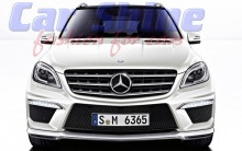 Mercedes - W166 - AMG Front Styling
