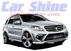 Mercedes - W166 - Hofele Styling 1