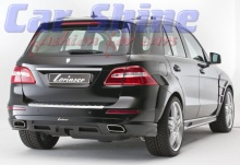 Mercedes - W166 - Lorinser Rear Bumper