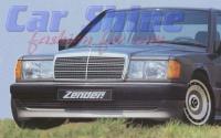 Mercedes - W201 - Zender Front Lip Spoiler 1