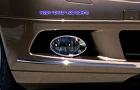 Mercedes - W204 - Example Oval Fog Light