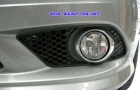 Mercedes - W204 - Example Round Fog Light