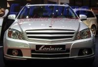 Mercedes - W204 - Lorinser Body Styling Wagon 2