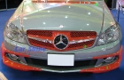 Mercedes - W204 Styling - Addon Bumper Kit Front