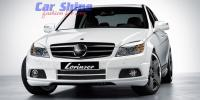 Mercedes - W204 Styling - Lorinser Complete Styling Front 3