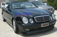 Mercedes - W208 - Rieger Front Bumper