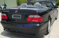 Mercedes - W208 - Rieger Rear Bumper