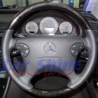 Mercedes - W208 W210 - Steering Wheel Black Wood