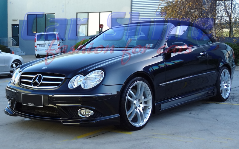 Image result for w209 convertible