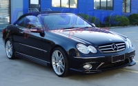 Mercedes - W209 - Rieger Complete Styling 2 PB