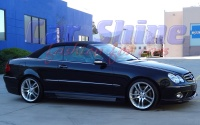 Mercedes - W209 - Rieger Complete Styling 3 PB