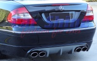 Mercedes - W209 - Rieger Complete Styling 6 PB