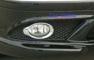 Mercedes - W209 - Rieger Fog Light Insert