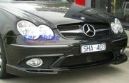Mercedes - W209 - Rieger Front Bumper 1