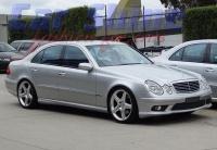 Mercedes - W211 - AMG Style Body Kit E55 1
