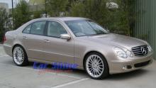 Mercedes - W211 Accessories - CEC 859 Wheels Eibach Lowered
