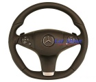 Mercedes - W212 W207 - Genuine AMG Steering wheel with Airbag Perforated