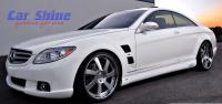 Mercedes - W216 Wheels - HRE 944R Wheels