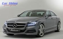 Mercedes - W218 - Lorinser Body Styline 1