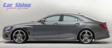 Mercedes - W218 - Lorinser Wheels RS9