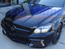 Mercedes - W218 - Wald Black Bison Styling 1