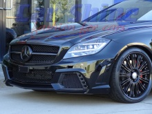 Mercedes - W218 - Wald Black Bison Styling 1b