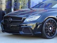 Mercedes - W218 - Wald Black Bison Styling 1b