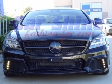 Mercedes - W218 - Wald Black Bison Styling 1d