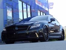 Mercedes - W218 - Wald Black Bison Styling 1e