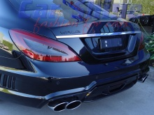 Mercedes - W218 - Wald Black Bison Styling 2