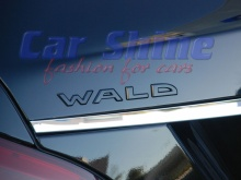 Mercedes - W218 - Wald Black Bison Styling 2g