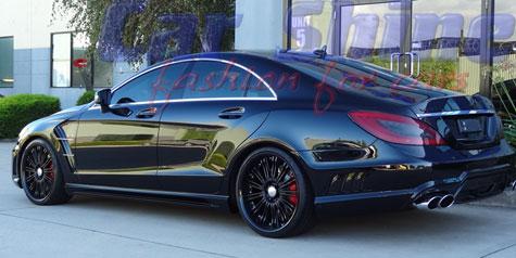 Mercedes - W218 - Wald Black Bison Styling 3b